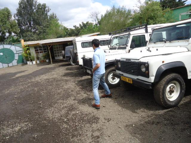 タンザニア サファリツアー