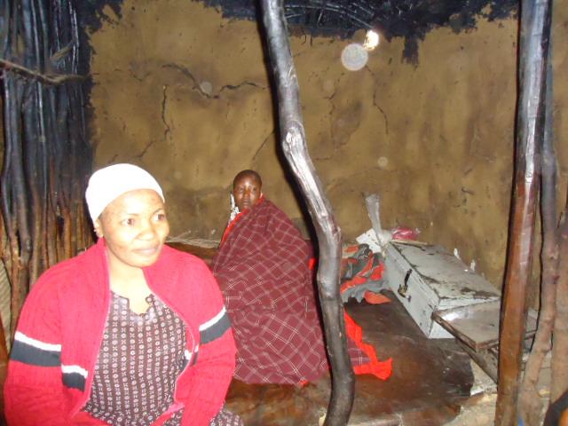 タンザニア マサイ族
