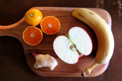 Vege8 hot ginger smoothie