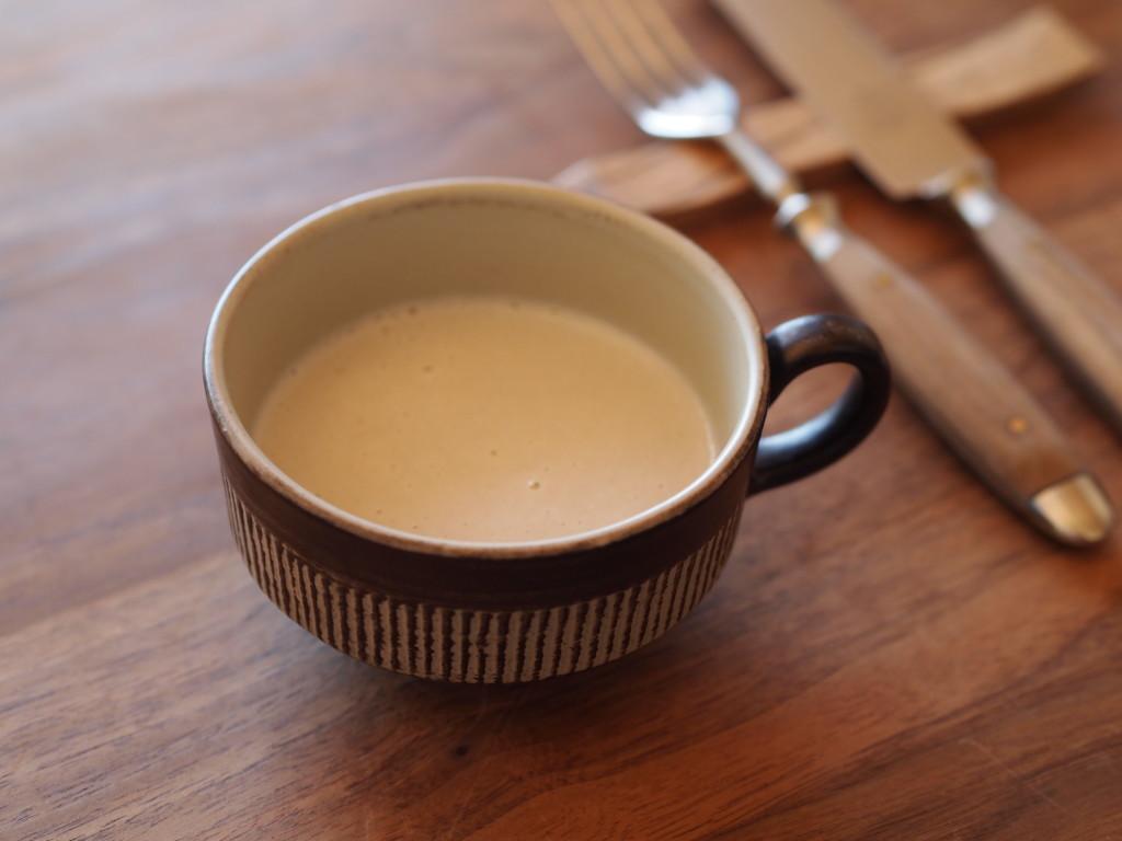 ayaport キノコのスープ