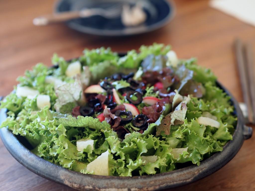 ayaport salad