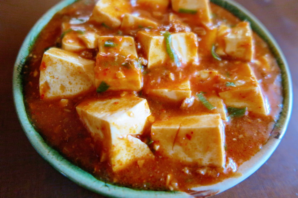 vege8 マーボ豆腐