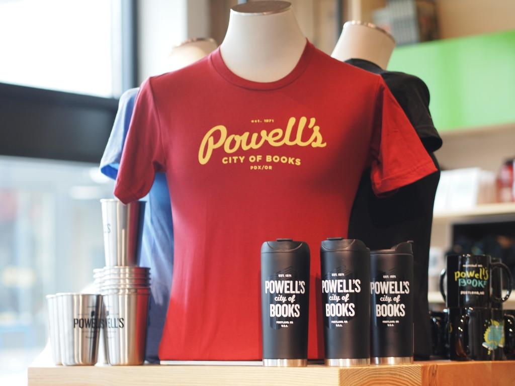 vege8 powell's book ace hotel パウエルズブック エースホテル ポートランド