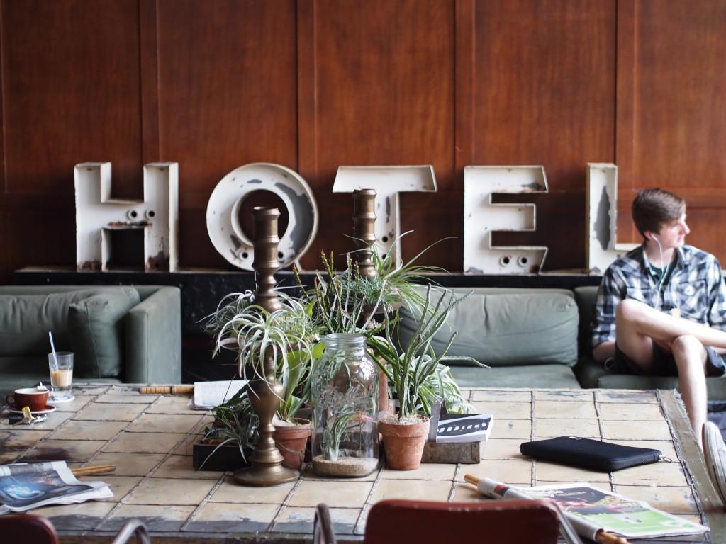 vege8 ace hotel