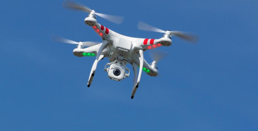 vege8 drone