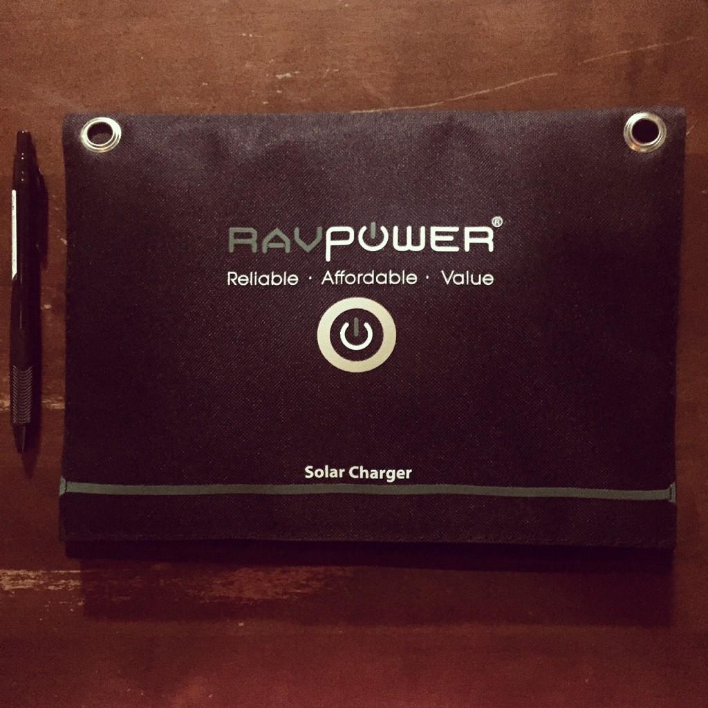 vege8  ソーラー充電器