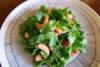 無農薬パクチーのシュリンプサラダ