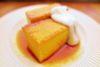 有機かぼちゃの豆乳プリン